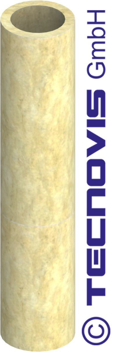 Isolierschale / Stärke 20 mm - 1 mtr